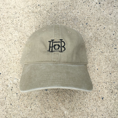 Lock & Key Dad Hat