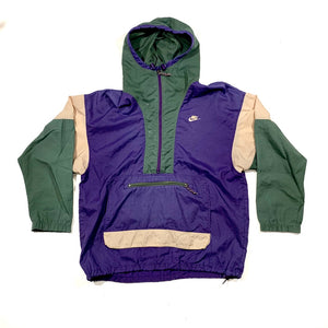 Nike ACG Color Blocked Packable Windbreaker