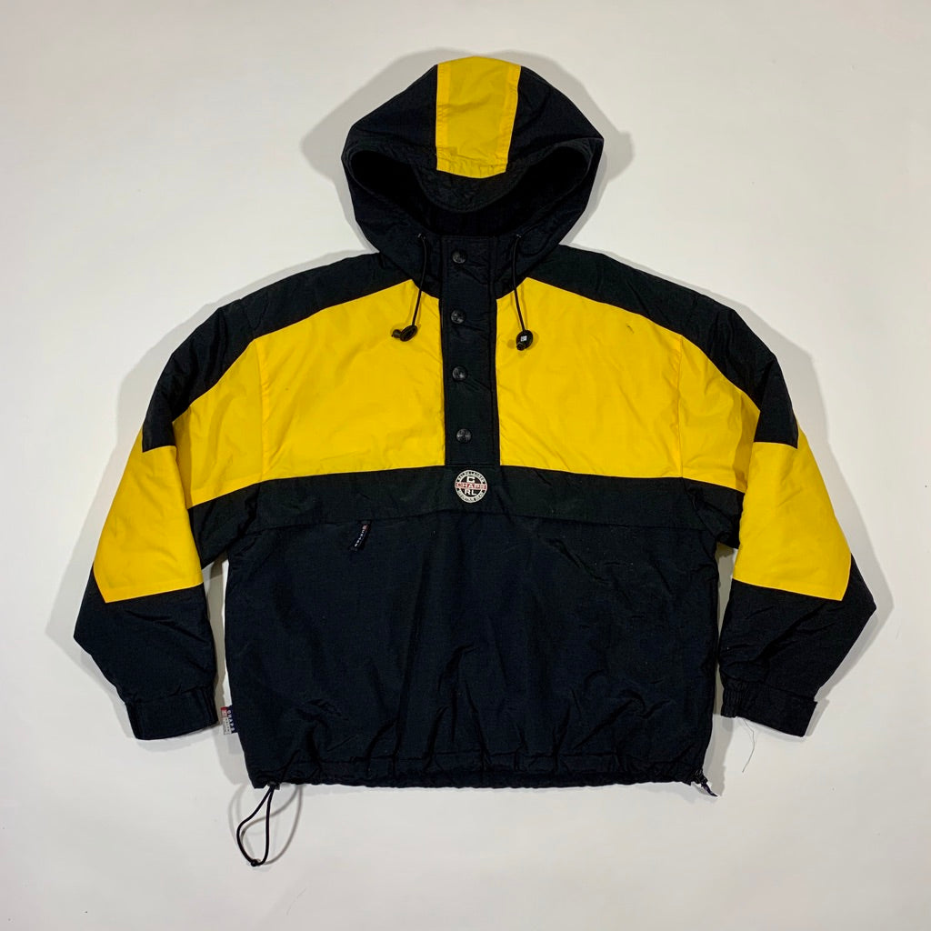 Chaps RL Color Blocked Pullover Windbreaker