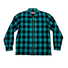 Load image into Gallery viewer, Supreme Buffalo Full-Zip Flannel