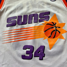 Load image into Gallery viewer, NBA Phoenix Suns Barkley Jersey