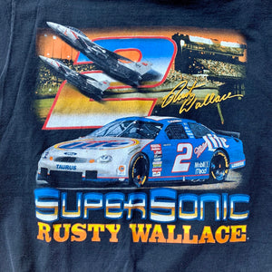 Nascar Rusty Wallace Supersonic T-Shirt