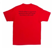 Load image into Gallery viewer, Beware T-Shirt / Red