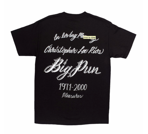 Christopher T-Shirt / Black