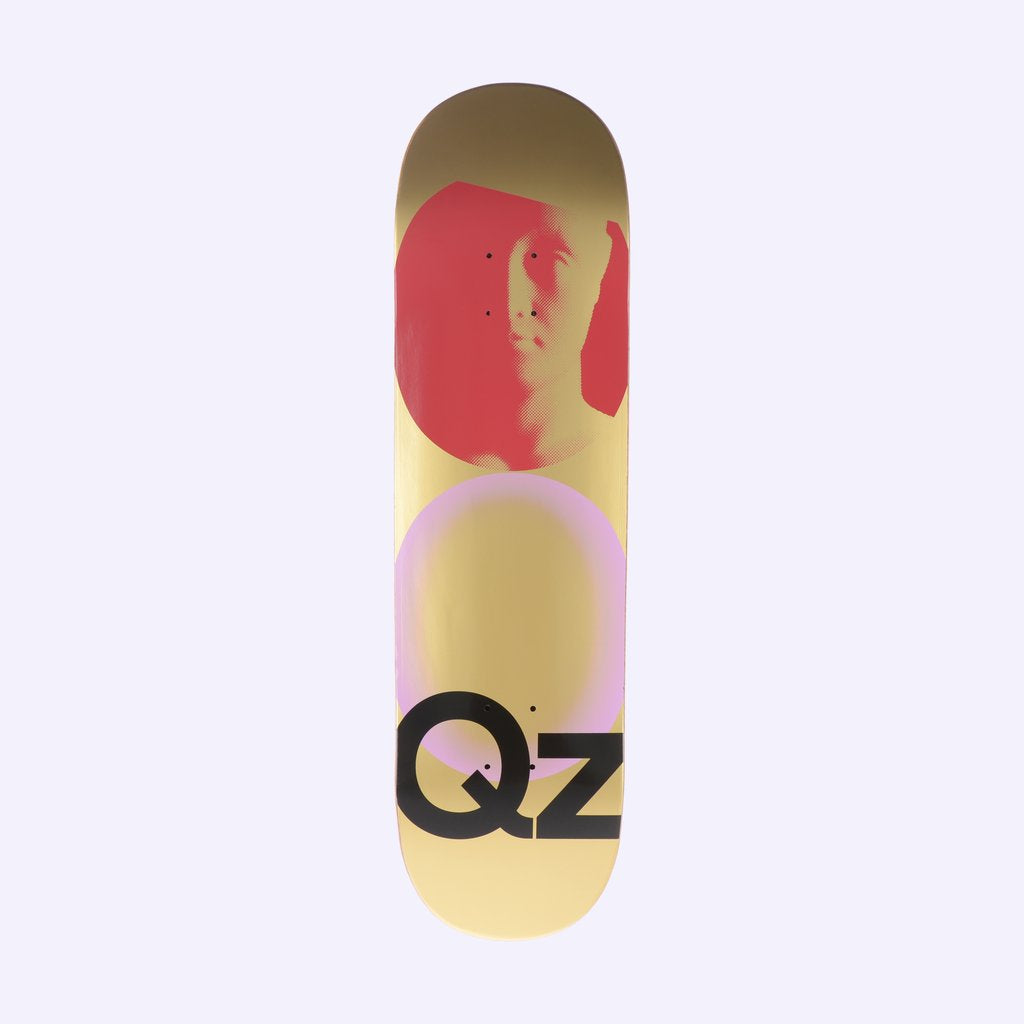 Quasi QZ (Gold) Deck 8.5