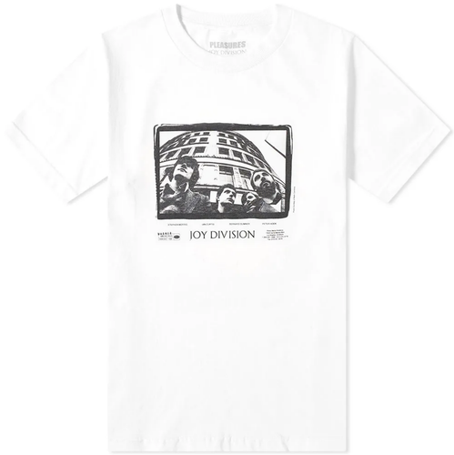 Pleasures x Joy Division Band T-Shirt