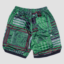 Load image into Gallery viewer, Motherboard Basketball Shorts