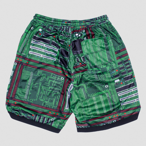Motherboard Basketball Shorts