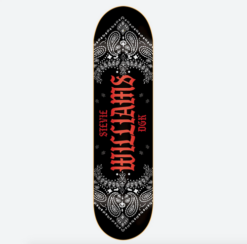DGK Colors Williams Deck 8.38