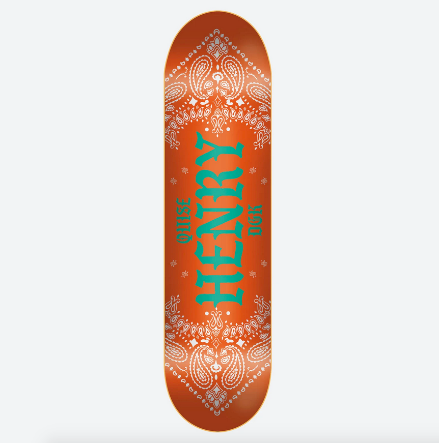 DGK Colors Quise Deck 8.25