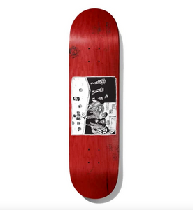 Baker Santino Team Deck 8.5