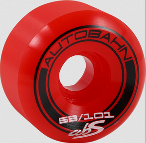 Autobahn ABS Widebody 101a Red Wheels 53mm