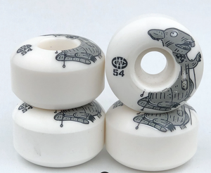 Working Class Rat Wheels 54mm