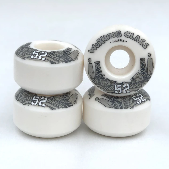 Working Class Smoke Stack Wheels 52mm