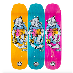 Welcome Nora Teddy Wicked Princess Deck