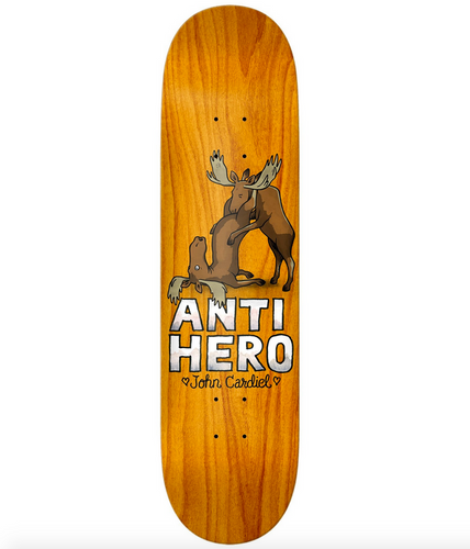 Anti Hero Cardiel For Lovers Deck 8.25