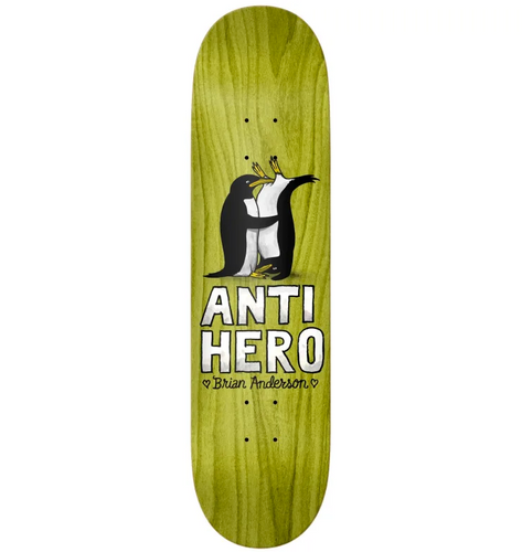 Anti Hero BA For Lovers Deck 8.5