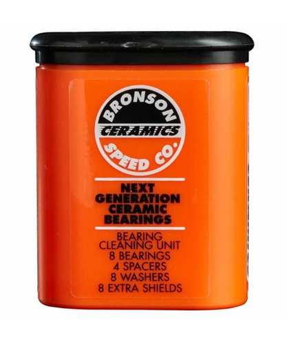 Bronson Ceramic Bearing Set