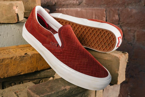 NJ Skate Slip On Shoe