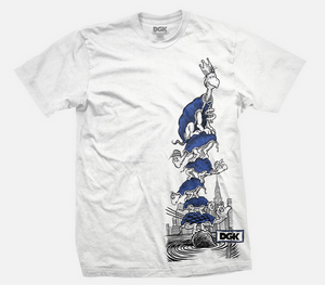 DGK Turtle T-Shirt / White