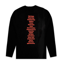 Load image into Gallery viewer, House of Suffering LS T-Shirt / Black