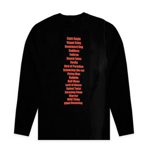 House of Suffering LS T-Shirt / Black
