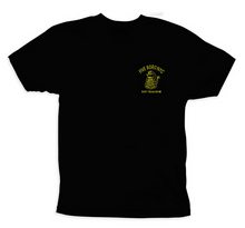 Load image into Gallery viewer, Don't Tread T-Shirt Black