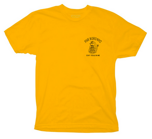 Don't Tread T-Shirt Yellow