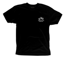 Load image into Gallery viewer, 456 Dice T-Shirt Black
