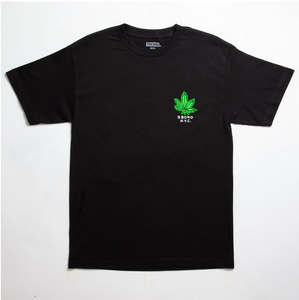 Stoned Again T-Shirt Black