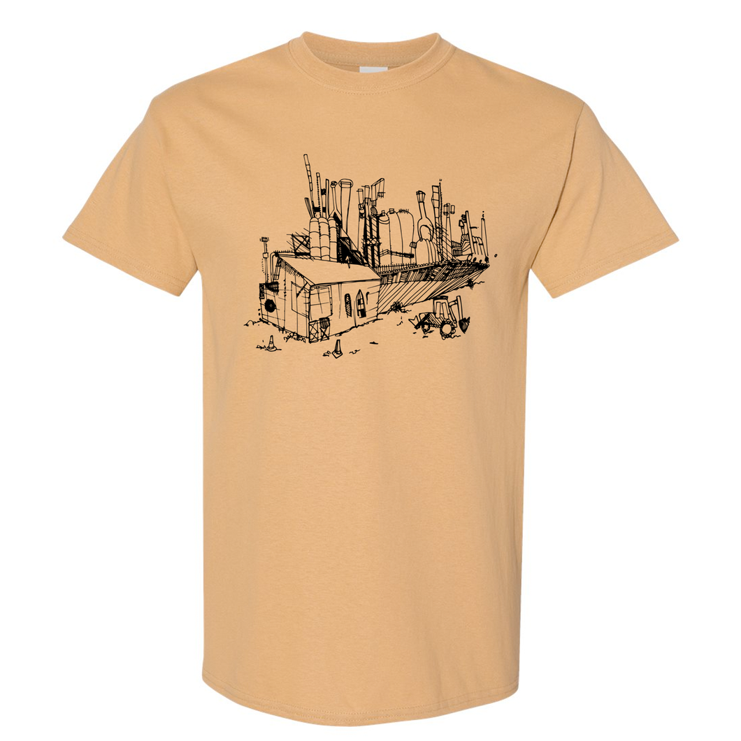 Sketchy Stacks T-Shirt