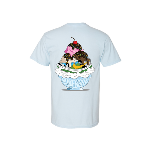 Chunky Dunky Sundae T-Shirt (Read full description please)