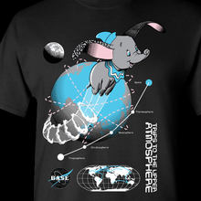 Load image into Gallery viewer, The Upper Atmosphere T-Shirt