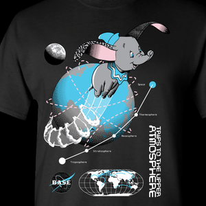 The Upper Atmosphere T-Shirt