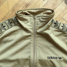Load image into Gallery viewer, 90's Adidas Trefoil Taped Track Jacket