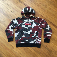 Load image into Gallery viewer, CONSIGN AS 15 : SUPREME FW 13 20TH ANNIVERSARY BOX LOGO HOODIE URBAN CAMO