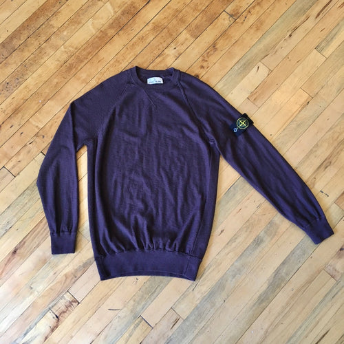 CONSIGN AS 31 : STONE ISLAND FW 17 SWEATER