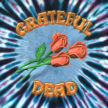 Load image into Gallery viewer, Grateful Dead 2004 Owl Tie-Dye Cut Off T-Shirt