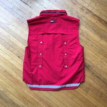 Load image into Gallery viewer, Tommy Hilfiger 90's Alpine Flag Vest