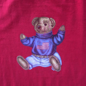 Polo Sport Sitting Polo Bear T-Shirt
