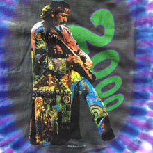 Load image into Gallery viewer, Carlos Santana 2000 Tie Dye T-Shirt