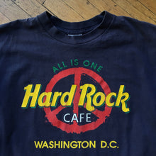 Load image into Gallery viewer, Hard Rock Cafe Peace Symbol T-Shirt