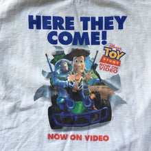 Load image into Gallery viewer, Toy Story Now On Video T-Shirt