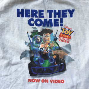 Toy Story Now On Video T-Shirt