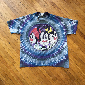The Animaniacs 1994 Tie Dye T-Shirt