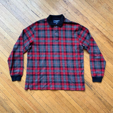 Load image into Gallery viewer, Polo Sport Plaid Longsleeve Polo