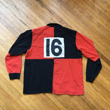 Load image into Gallery viewer, Polo Sport Color Block #16 Patch Rugby