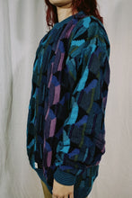 Load image into Gallery viewer, Megalos NWT Faux Coogi Sweater