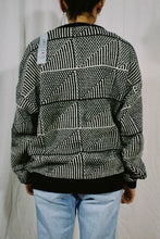 Load image into Gallery viewer, Jantzen NWT Abstract Wool Knit Sweater