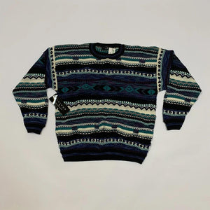 Protege Faux Coogi Sweater